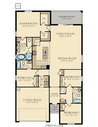 floorplans for homes trevi new home plan in vida executive homes by lennar