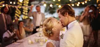 photo de mariage originale déco de mariage 3 idées originales pour épater vos invités grazia