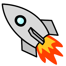 spaceship spacecraft clipart cartoon rocket clip art cartoon