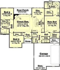 2 master bedroom floor plans 136 best small house plans images on small house plans