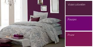 couleur de chambre violet chambre couleur violet