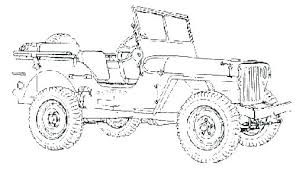 military jeep coloring page jeep coloring page jeep coloring page jeep wrangler coloring sheets