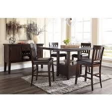 haddigan counter height dining room set casual dining sets