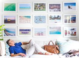 the ultimate gray malin gallery wall design eye candy