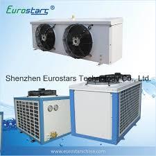 condenseur chambre froide vaporisateur de condensateur et d air pour l entreposage au froid de