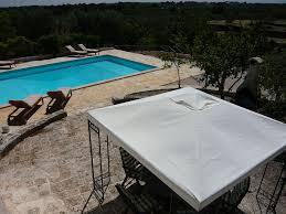 luxury trullo alberobello heated private pool sofa gazebo dbl