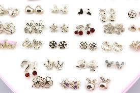 ear studs designs designs of gold earrings studs jewellry s website
