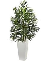 deals on outdoor artificial palm trees are going fast