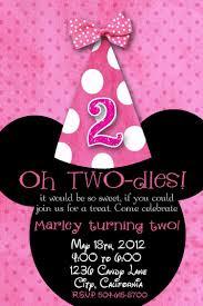 template 2nd birthday invitation card maker plus 2nd birthday