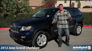 jeep suv 2012 2012 jeep grand cherokee test drive u0026 suv review youtube