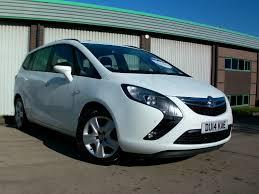 used vauxhall zafira cars for sale motors co uk