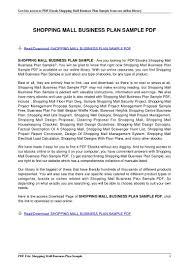 Smallpdf Business Plan Samples Small Example Pdf Thebridgesumm Cmerge