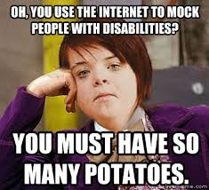 Count To Potato Meme - i don t always mix memes but when i do they 73471917 added by