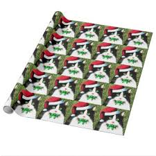 cat wrapping paper solid black and white wrapping paper gift wrap zazzle co uk