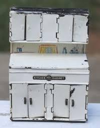 vintage superior by t cohn tin children u0027s toy modern kitchen play