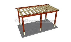Pergola Plans Free Download by Attached Pergola Plans Free Pergola Plans