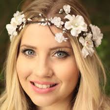 headband comprar 53 best flores cabello images on tiaras hair and crowns