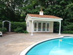 Backyard Pool Houses by Pool House Bar Patio Traditional With Trees Arched Pergolas Pool