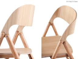 Closet Chairs Finally A Folding Chair You Can Be Proud To Bring Out