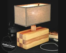 wooden table lamp wooden bedside lamps wood base lamp