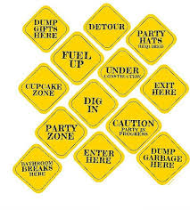 construction party supplies best 25 construction party decorations ideas on
