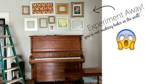 gallery wall goals tips and tricks by reality daydream