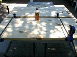 Making A Wood Table Top by Diy Wood Table Topper Diy How To Make A Wooden Table Top Prop Diy