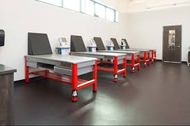 Athletic Training Tables Impact Athletic Welcomes Davenport University Rogers Athletic