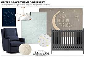 design spotlight outer space themed nursery honest to nod