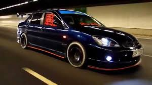 2003 mitsubishi lancer modified fazli u0027s mitsubishi lancer cs3 youtube