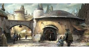 Disney Parks Imagineers And Lucasfilm Share Details Of Their