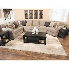 Ashley Furniture Sectional Pantomine 4pc With Laf Cuddler Sectional By Ashley Furniture Is