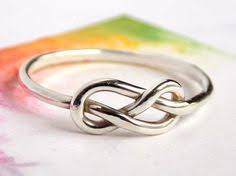 knot ring meaning sterling silver diamond infinity knot ring infinity symbol