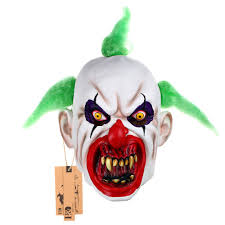 evil clown halloween mask popular scary clown mask buy cheap scary clown mask lots from