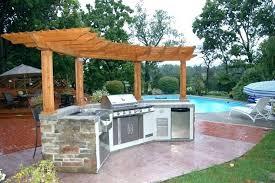 kitchen patio ideas backyard kitchen ideas best outdoor kitchen patio ideas on backyard