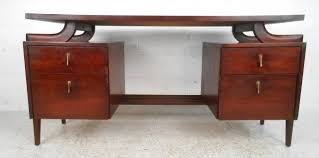 Modern Floating Desk Mid Century Modern Floating Top Desk With Chair By Tri Bond At 1stdibs