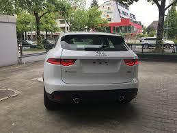 jaguar f pace trunk bavarian jaguar jaguar f pace 3 0 diesel 10 2017