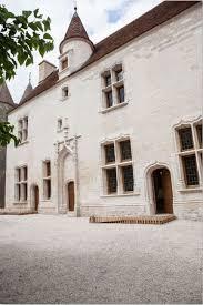 chateauneuf en auxois chambre d hotes ouverture d un centre d interprétation dans le logis des hôtes du