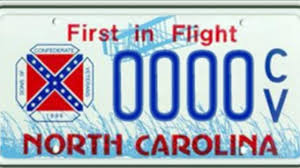 Banned Vanity Plates Mccrory Wants To Pull Confederate Flag Off Nc Specialty Plates