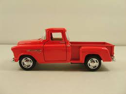 chevy truck car 1955 chevy pickup truck diecast model car chevrolet stepside 1 32