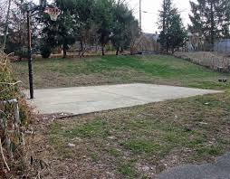 Half Court Basketball Dimensions For A Backyard by Penn State Extension Philadelphia Master Gardeners Constructing
