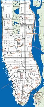 map of manhattan 123 furnished manhattan maps