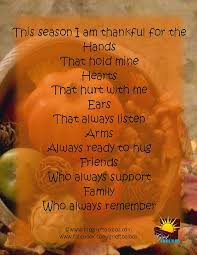 this thanksgiving i am thankful for a poem grief support photoart