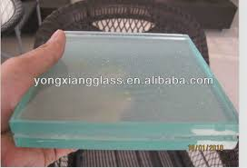 laminated safety anti skid clear glass floor tiles buy clear