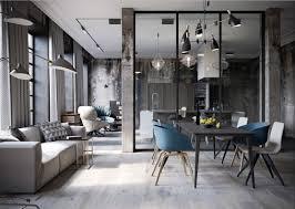 Wohnzimmer Modern Beton Stilvolle Industrial Esszimmer Design Der Wesentliche Leitfaden