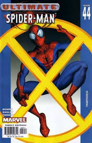 ultimate spider man covers