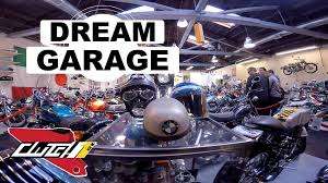 ducati motorcycle engineering home workshop custom motorcycle dream garage garage
