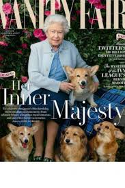 queen elizabeth dog queen elizabeth ii s corgis steal the spotlight on vanity fair cover