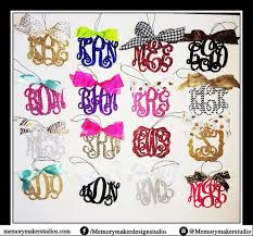 Monogram Charms On Sale Anchor Rearview Mirror Charm Anchor Car Charm