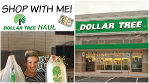 dollar tree shop with me dollar tree haul